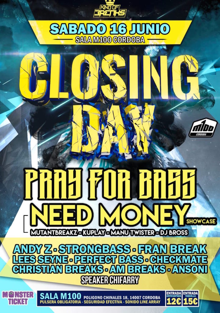Closing Day M100