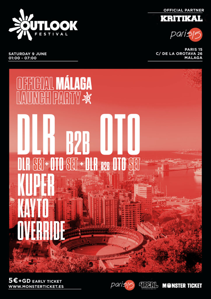 Outlook Official Malaga Launch Party