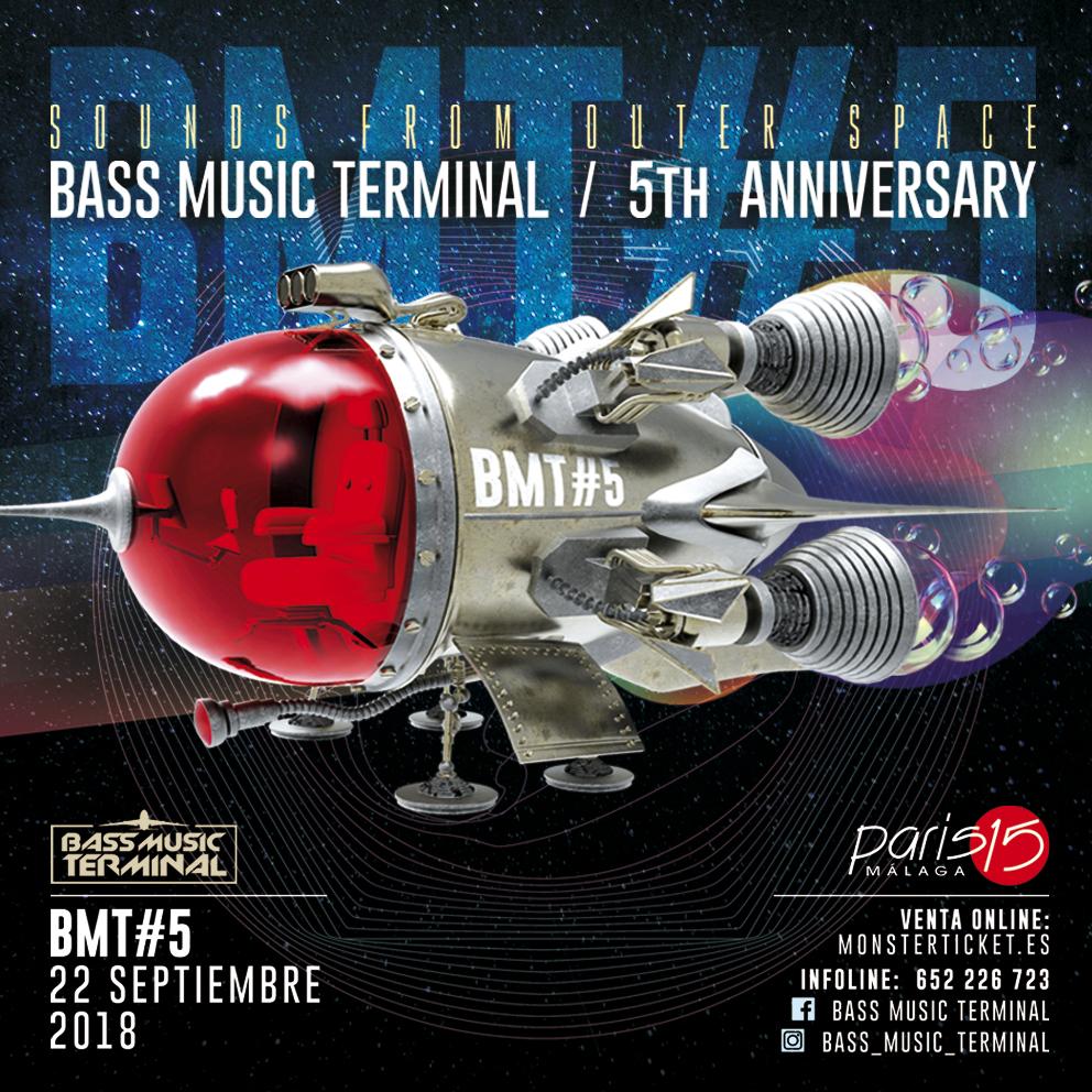 Bass Music Terminal - 5th Anniversary