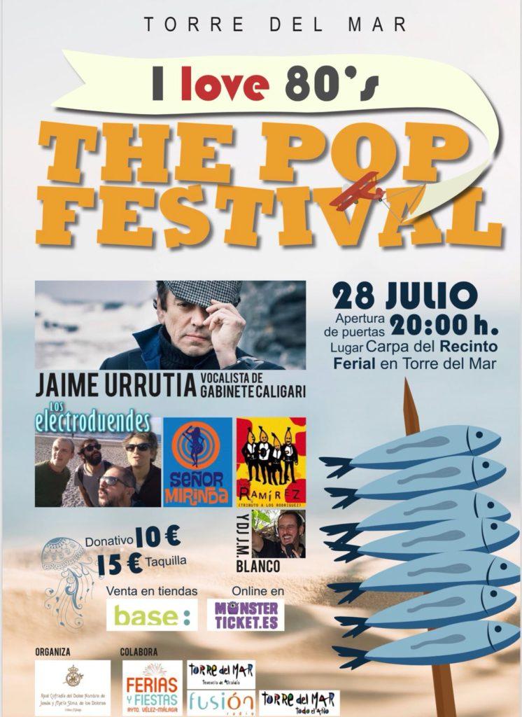 The Pop Festival (I Love 80´s)