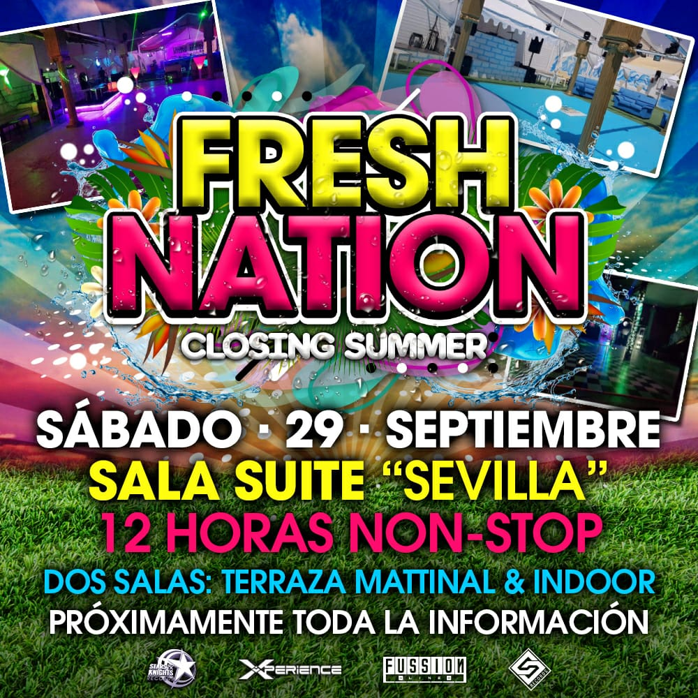 Fresh Nation - Closing Summer