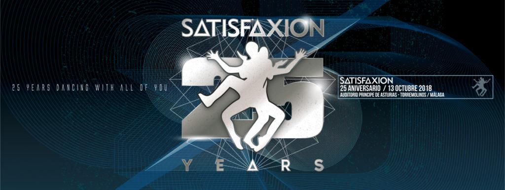 Satisfaxion - 25 Aniversario