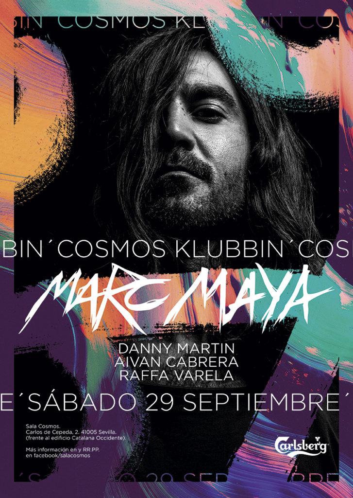 Marc Maya @ Cosmos