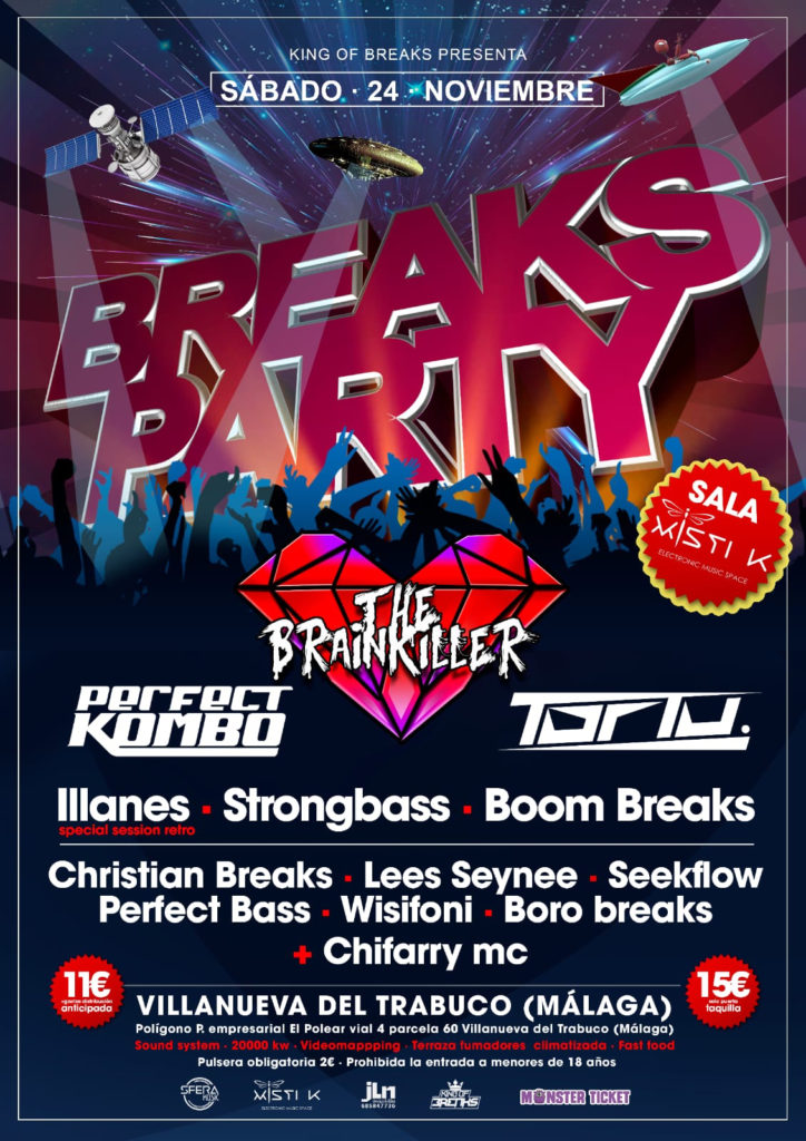 Breaks Party Mistik