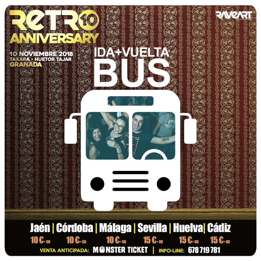 Bus Retro Music Festival 2018