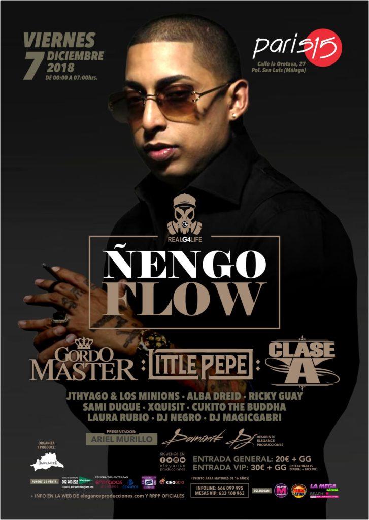 Ñengo Flow @ Paris15