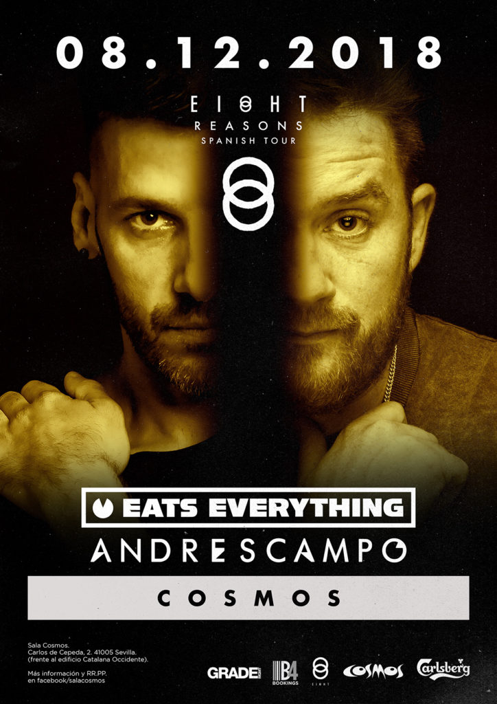 Eats Everything & Andrés Campo @ Cosmos