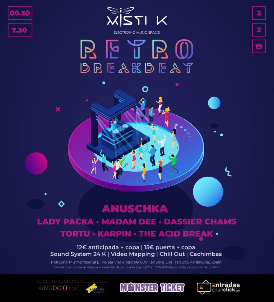 Retro Break Misti-k