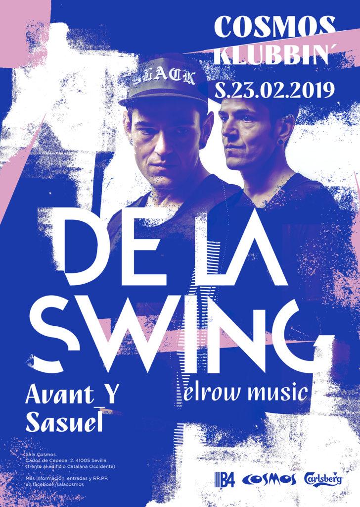 De La Swing at Cosmos Klubbin´