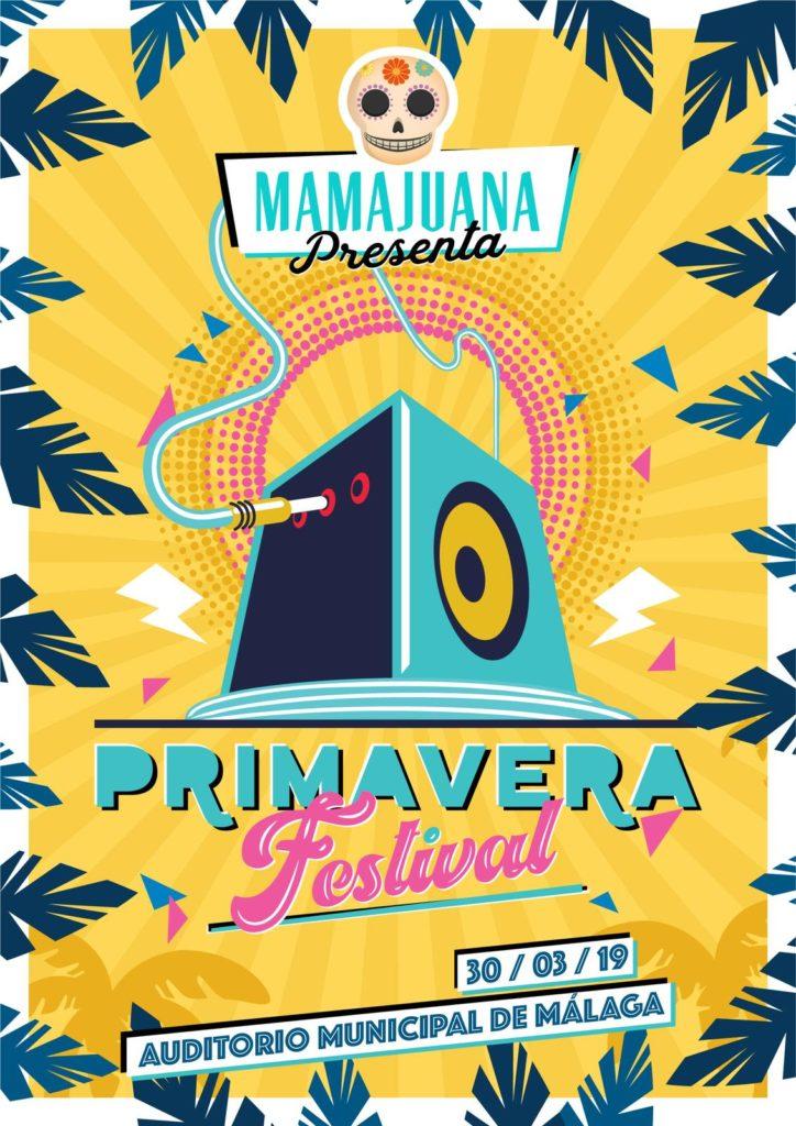 Mamajuana presenta Primavera Festival
