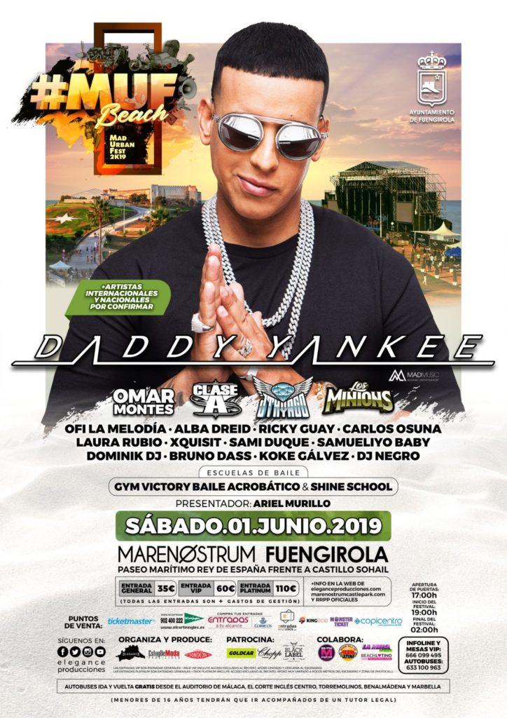 Daddy Yankee - MUF2K19