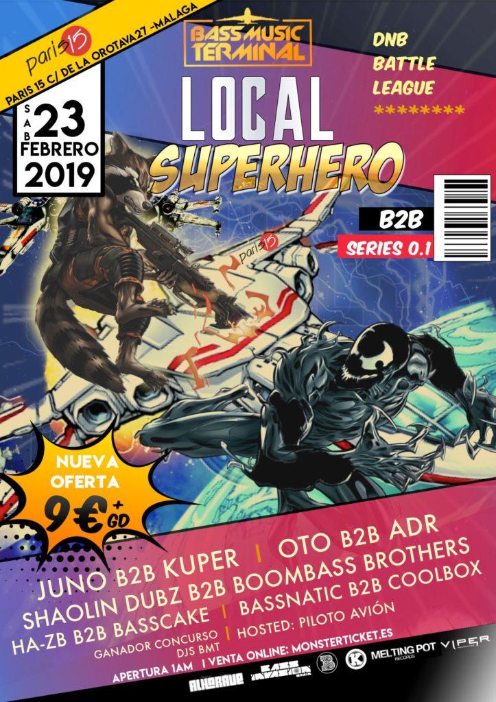 Local Superhero B2B Series