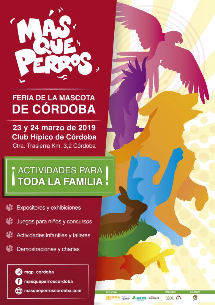 Mas Que Perros - Feria de la Mascota de Córdoba