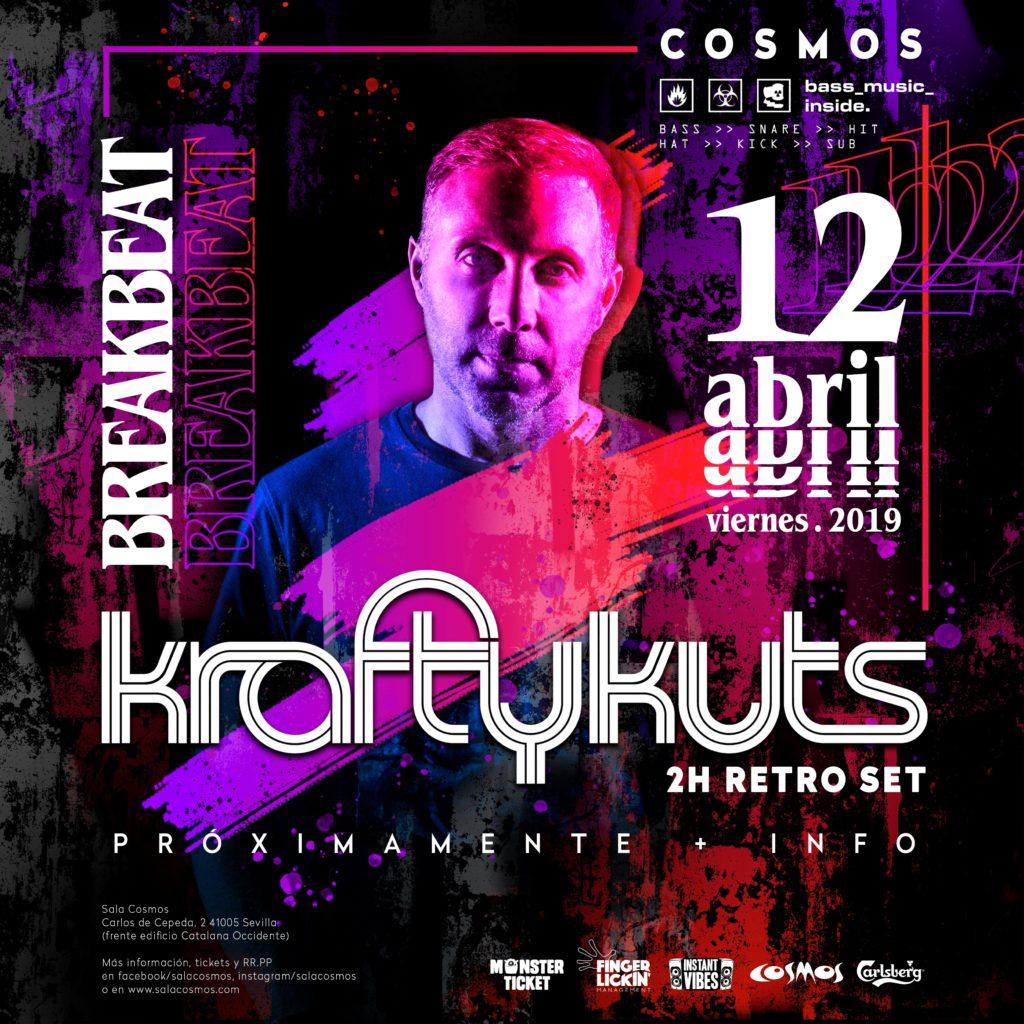Krafty Kuts @ Cosmos