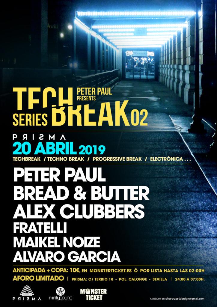 Tech Break Series 02