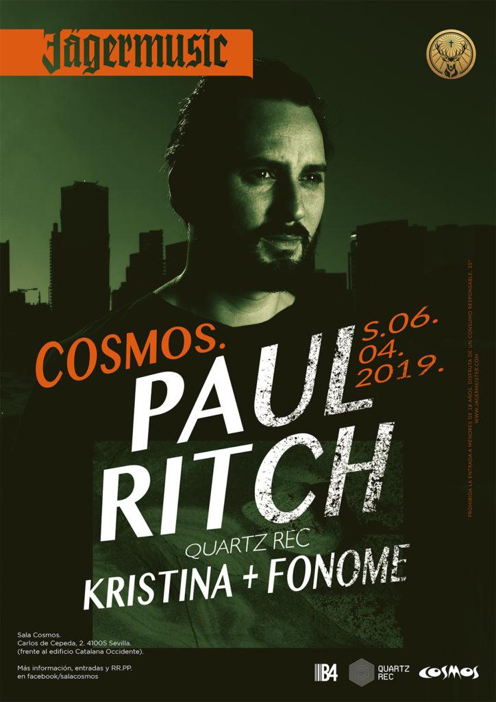 Paul Ritch @ Cosmos