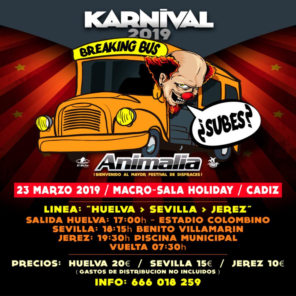 Bus Karnival 2019
