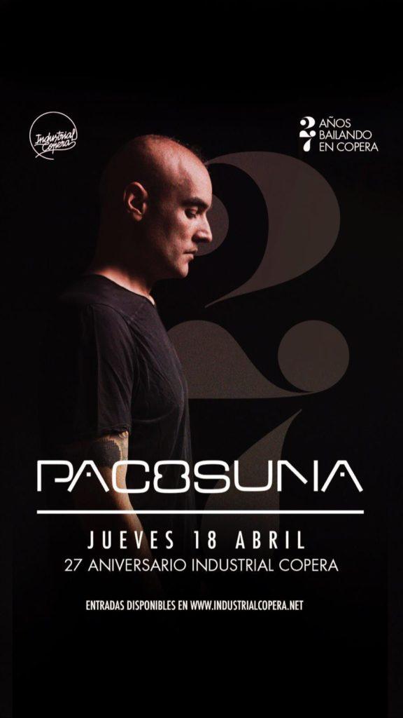 Paco Osuna @ Industrial Copera