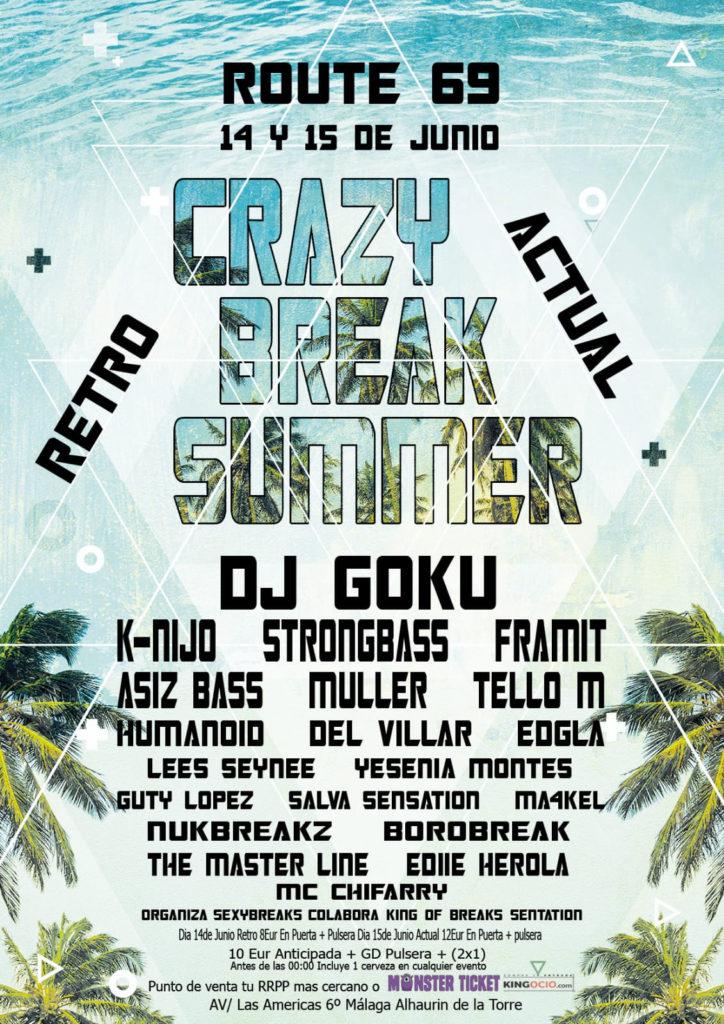 Crazy Break Summer