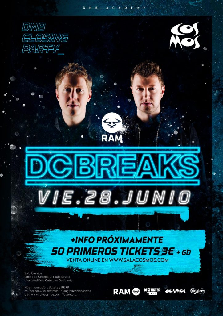 Dnb Closing Party with DC Breaks