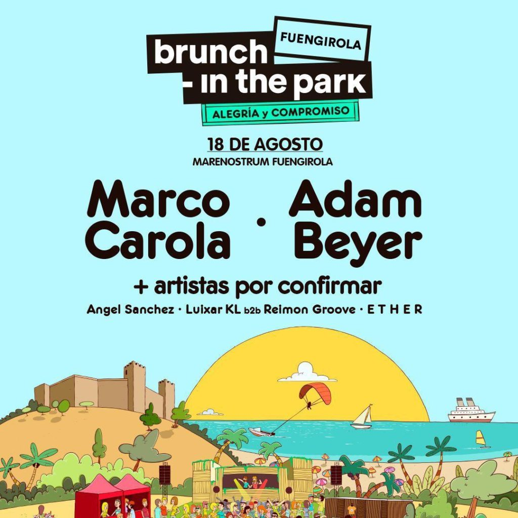 Brunch In The Park - Fuengirola