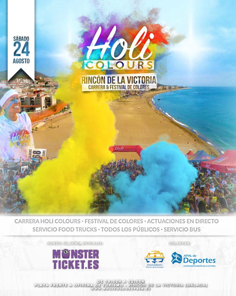 Holi Colours - Rincón