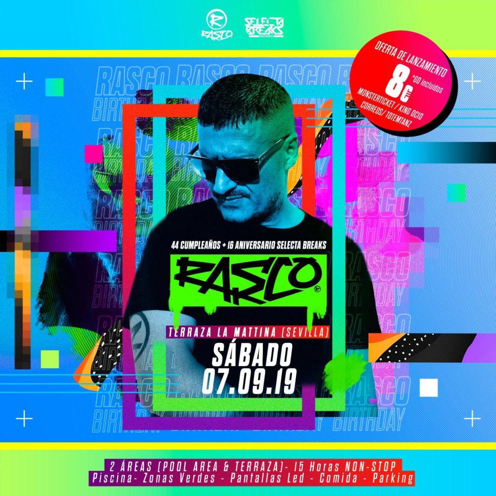 44 Cumpleaños Rasco & 16 Aniv SBR