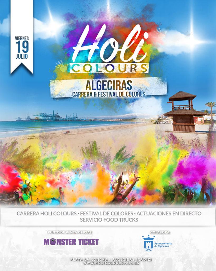 Holi Colours - Algeciras