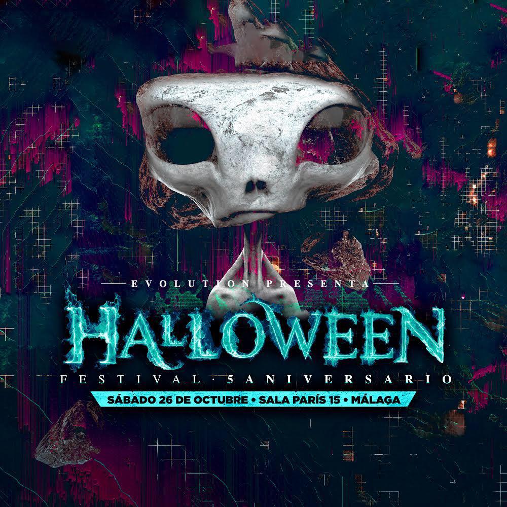 Halloween Festival - 5 Aniversario
