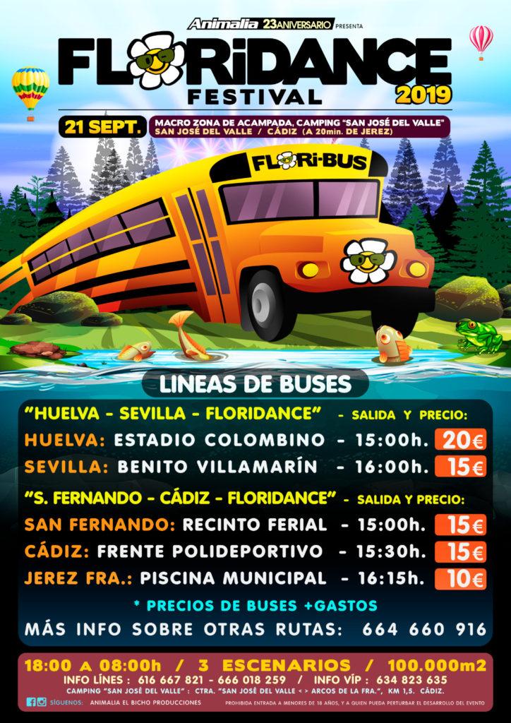 Bus Floridance Festival 2019