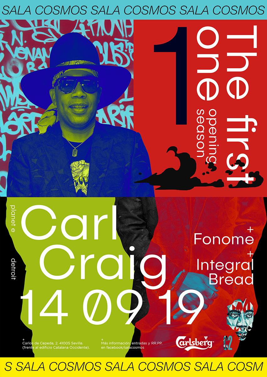 Opening Season - Carl Craig