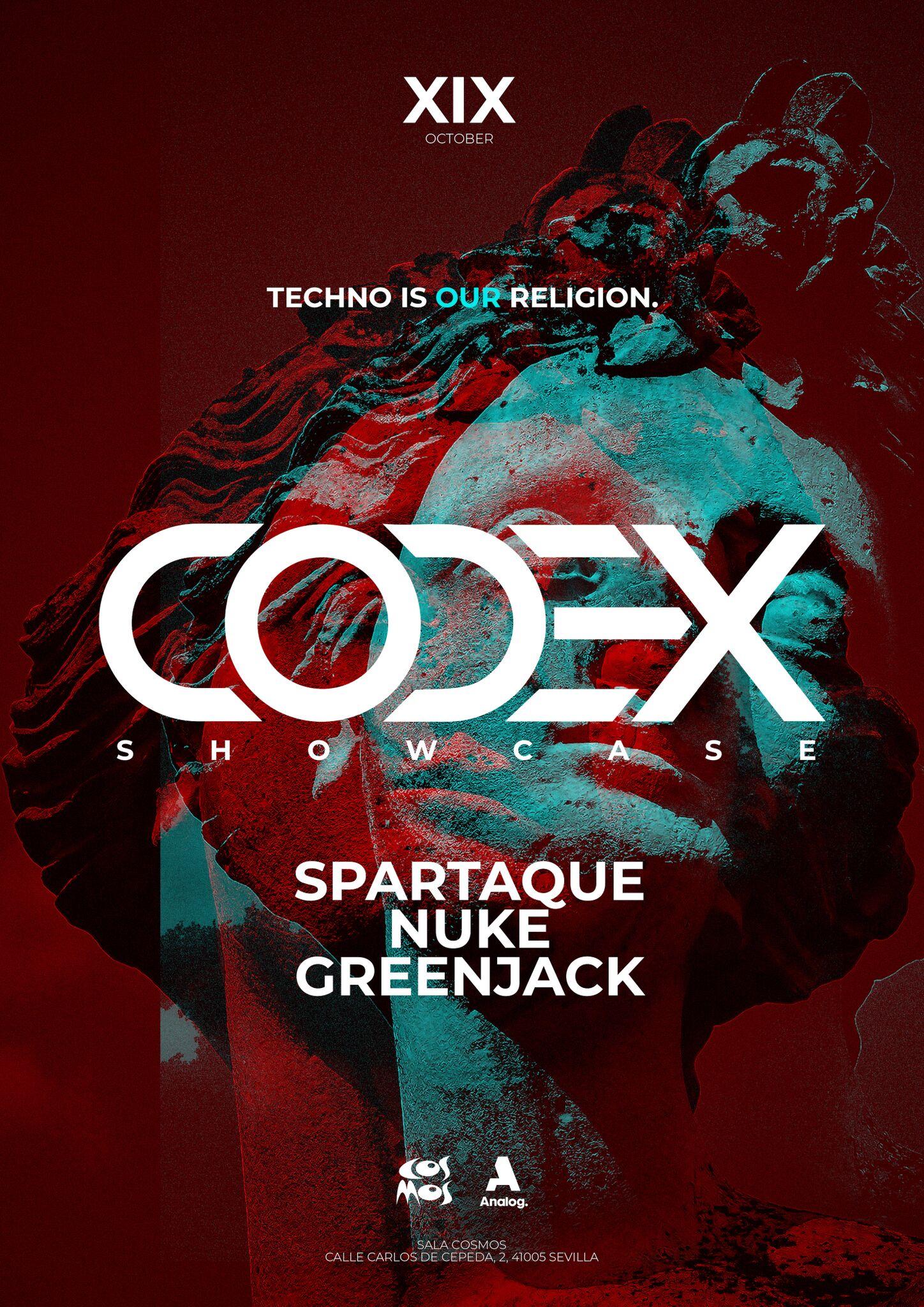 Codex Showcase