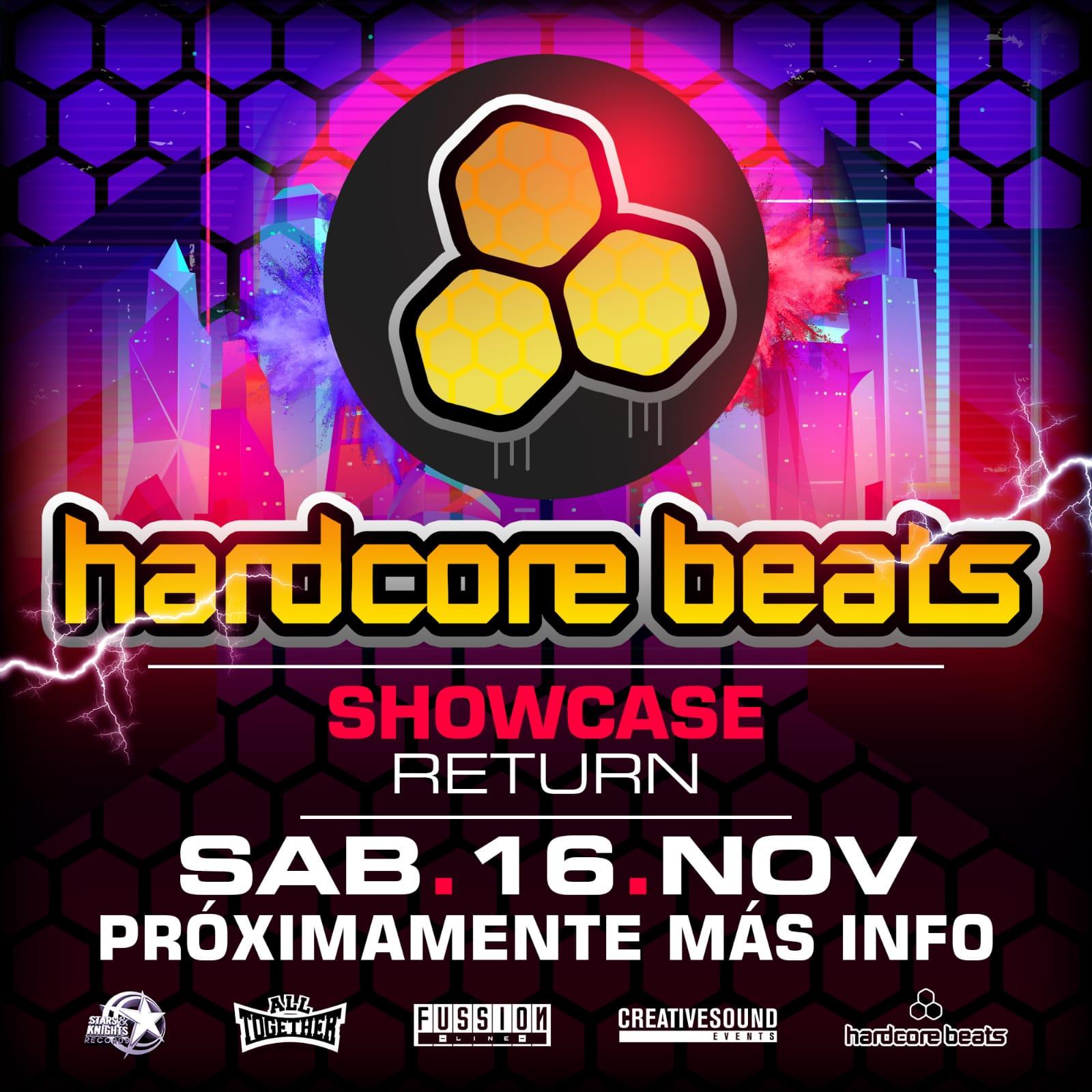 Hardcore Beats Showcase Return