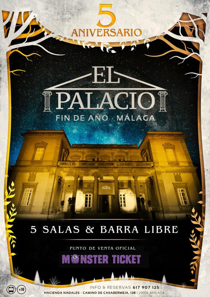 El Palacio - Fin de Año Málaga 2019