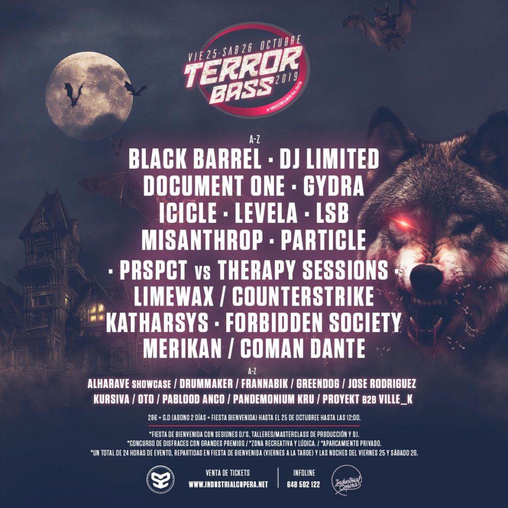 Terror Bass Planet 2019