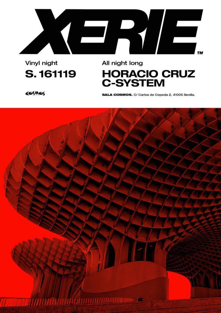 X Erie // Horacio Cruz y C System