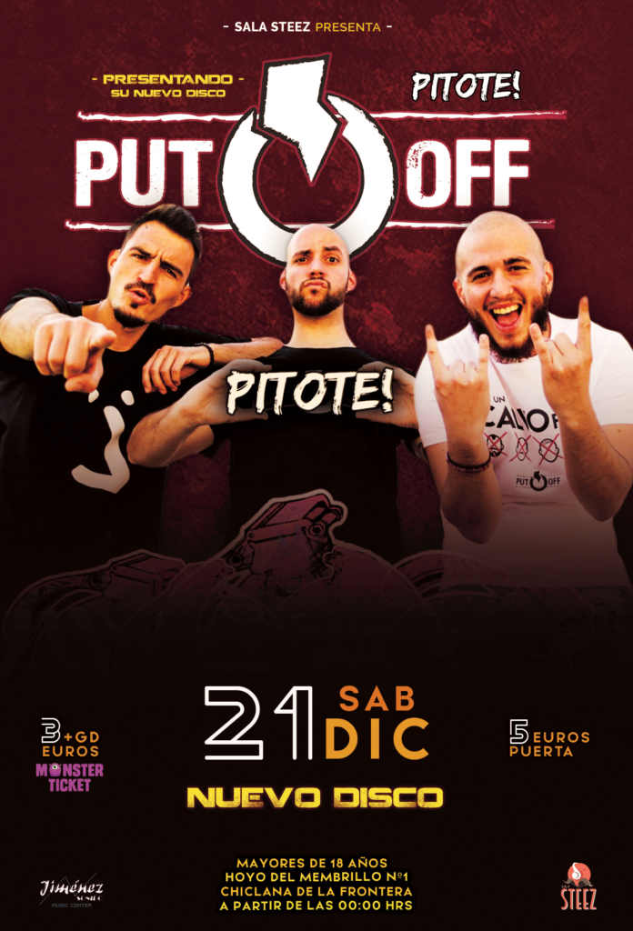 Put Off! Estreno Pitote