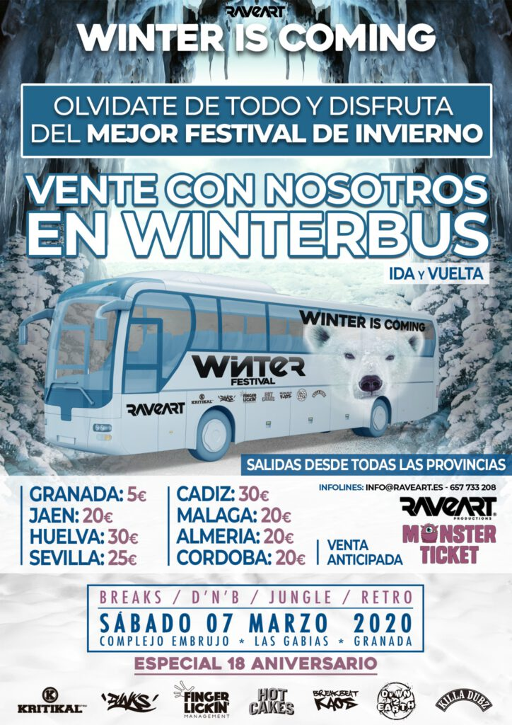 Bus Winter Festival 2020