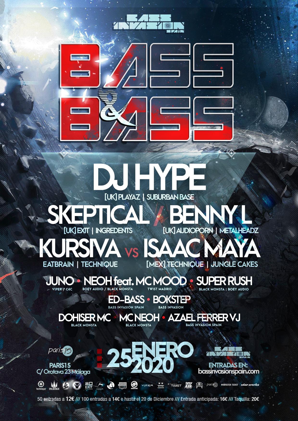 Bass & Bass Festival 2020
