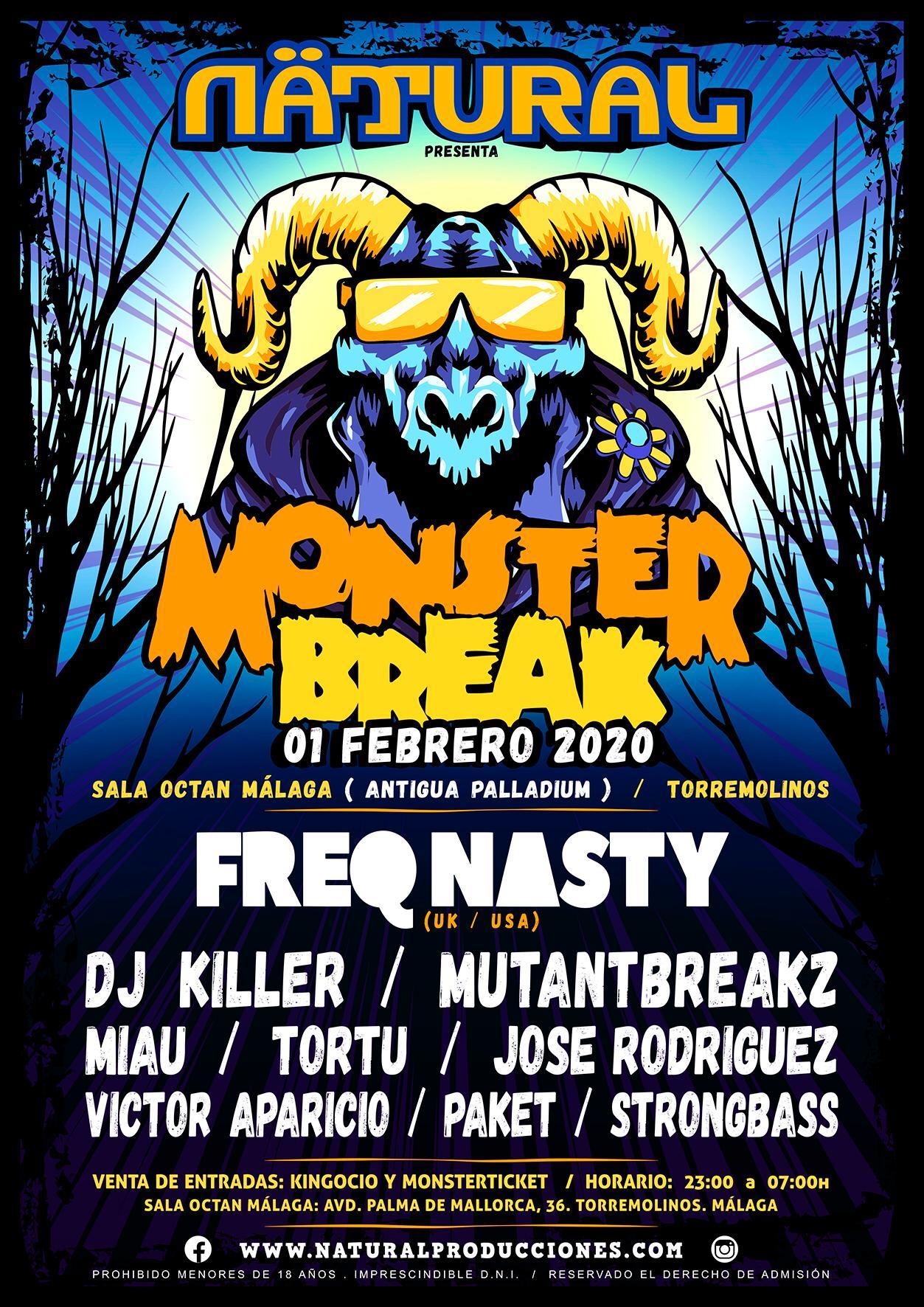 Monster Break
