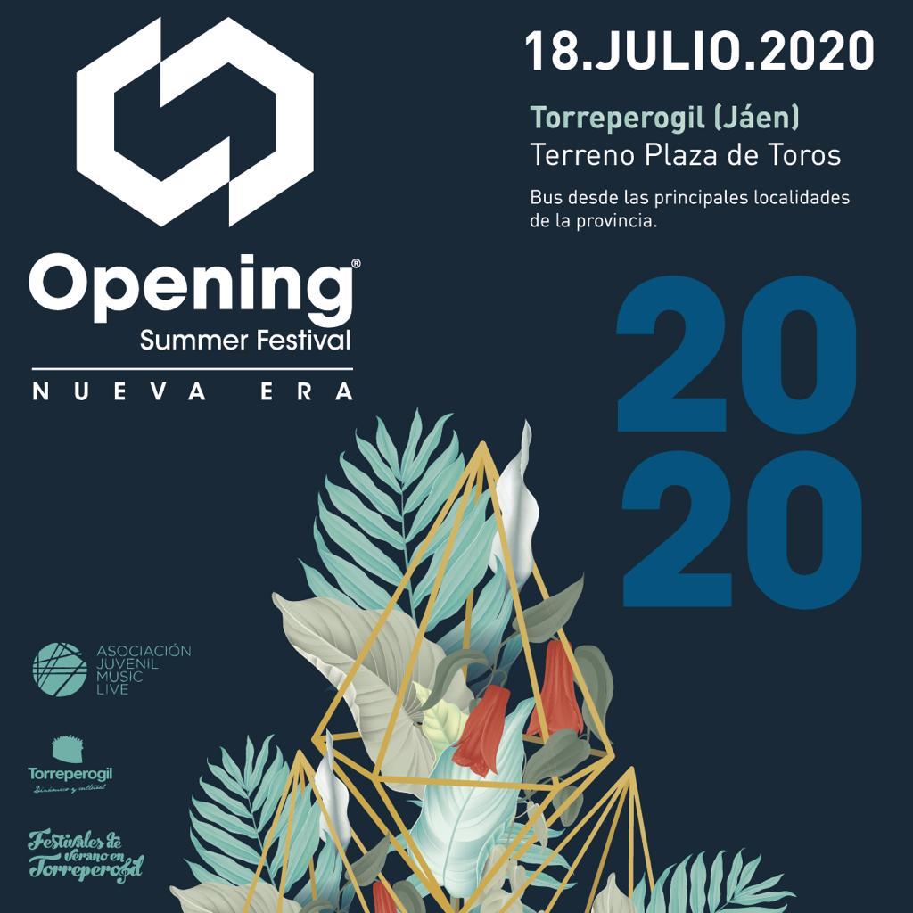 Opening Summer Festival 2020