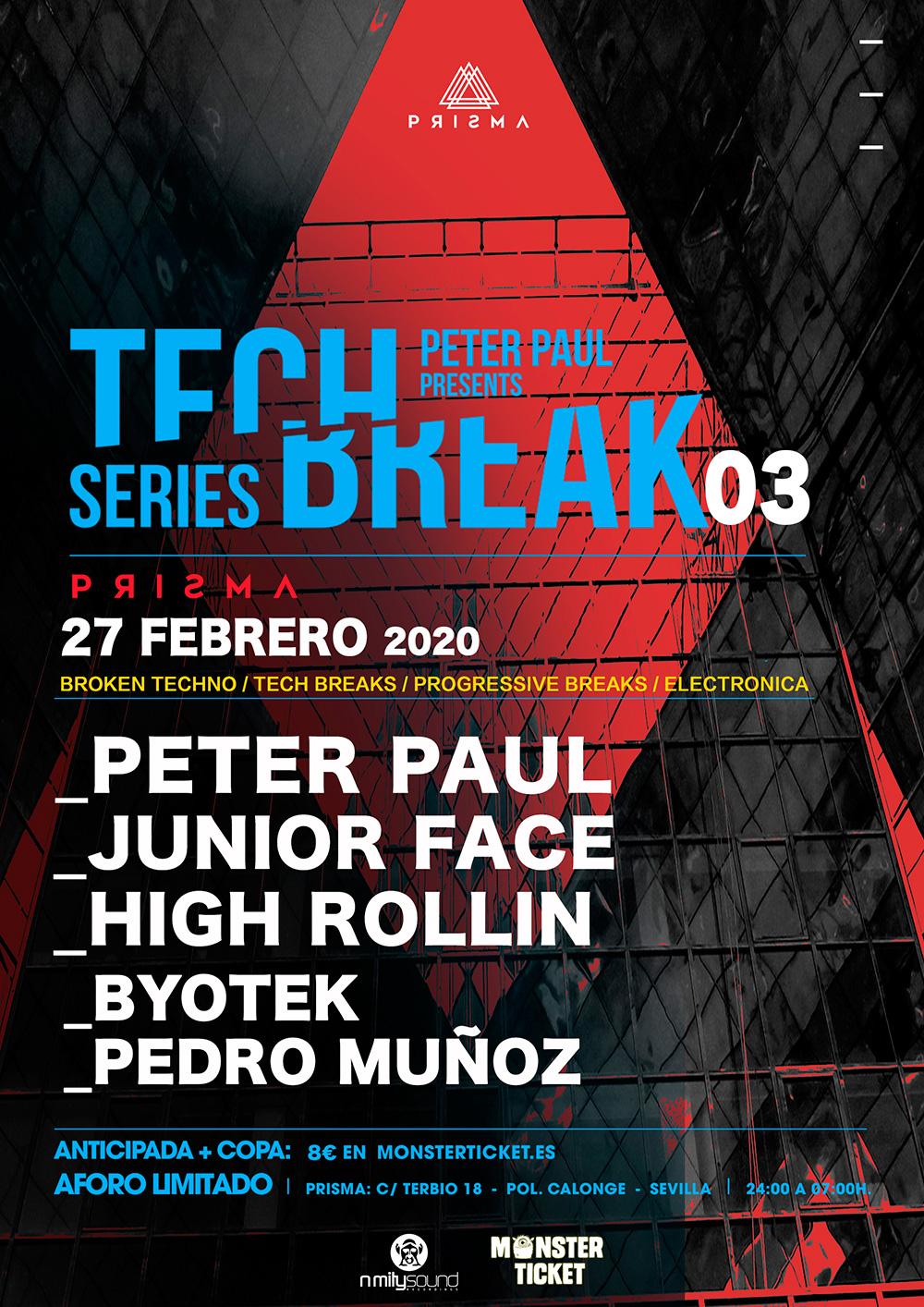 Tech Break Series 03