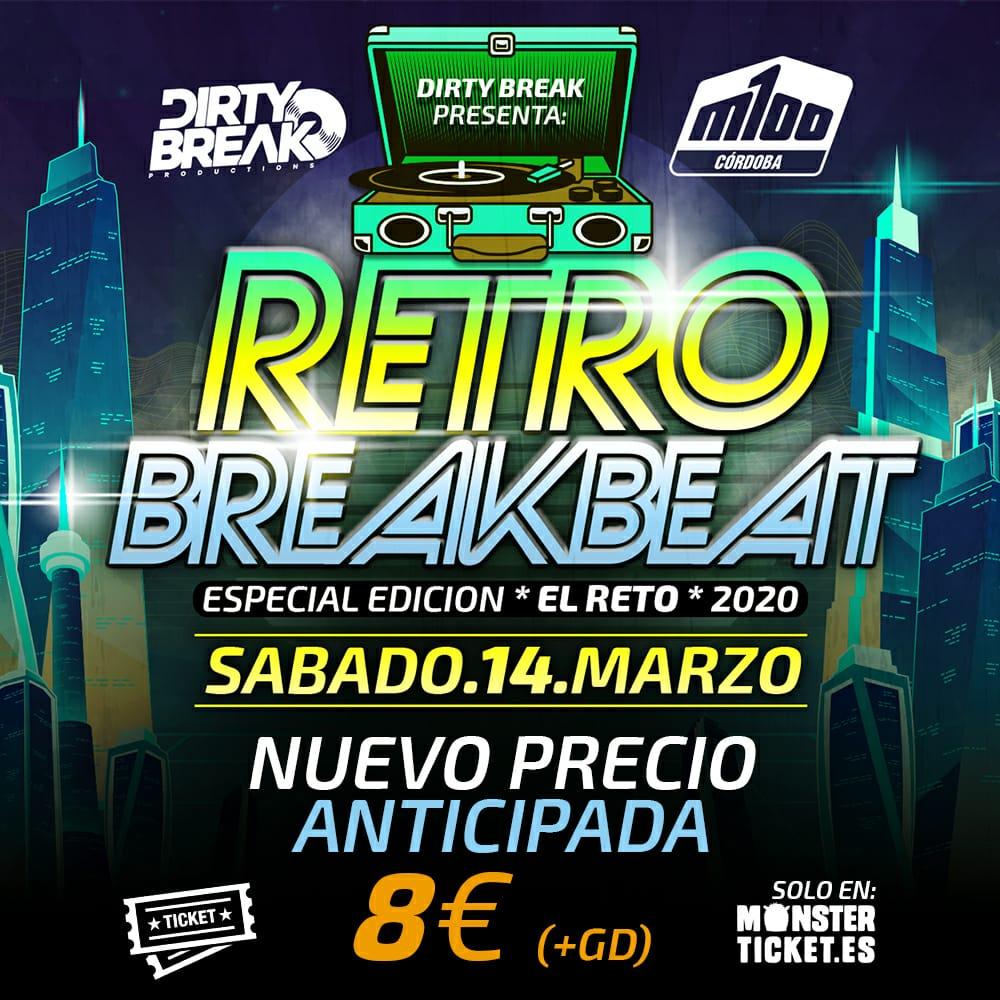 Retro Breakbeat - Especial Edicion El Reto