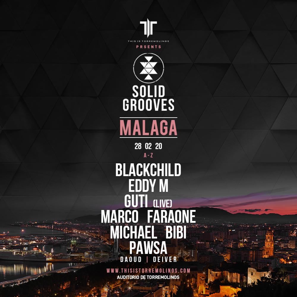 TIT Festival & Solid Groove // Auditorio Torremolinos