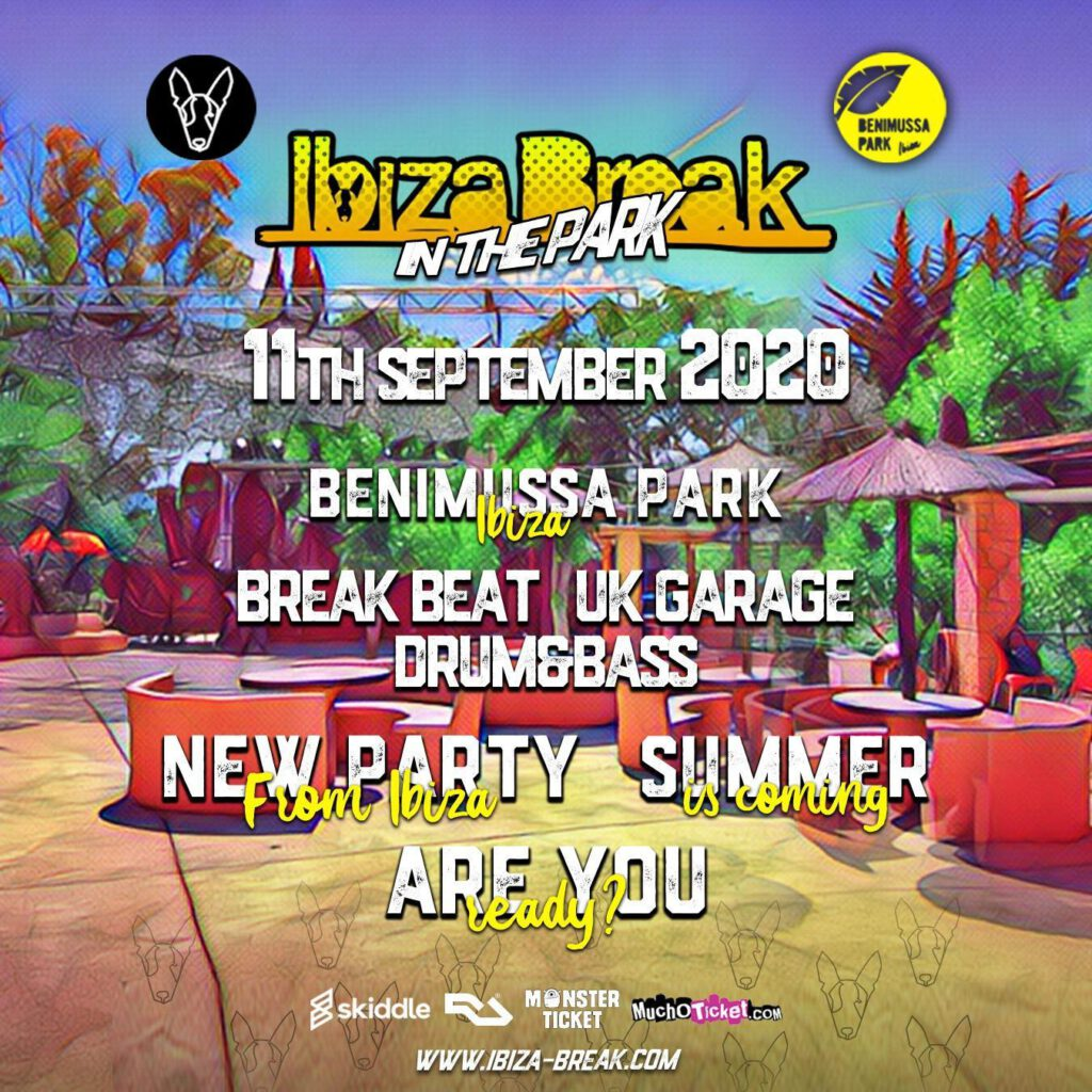 Ibiza Break In The Park
