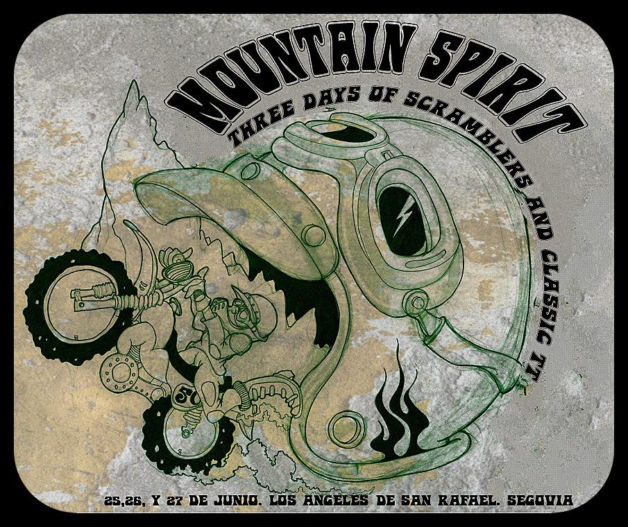 Mountain Spirit 2021 (Inscripciones Tandas Libres)