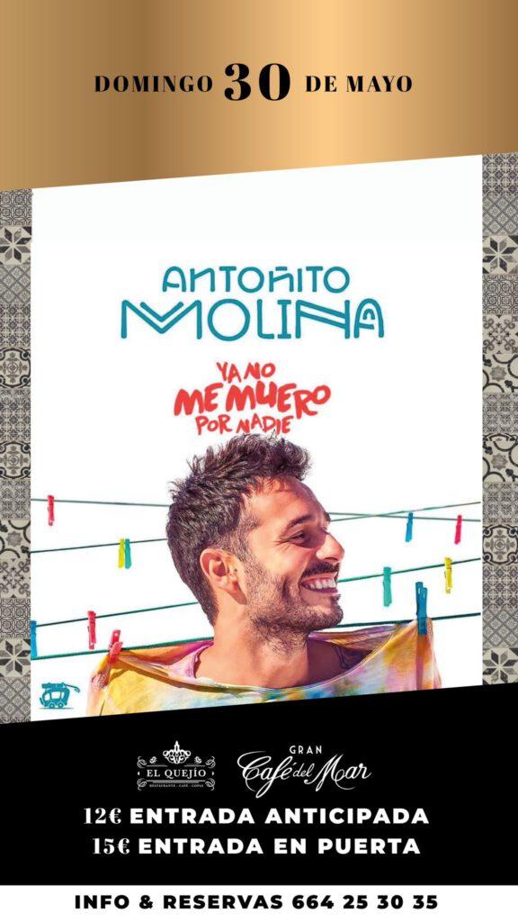 Antoñito Molina en El Quejío