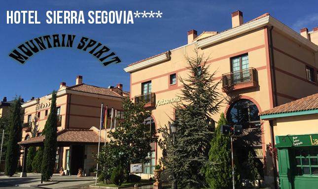 Mountain Spirit (Hotel Segovia Sierra)