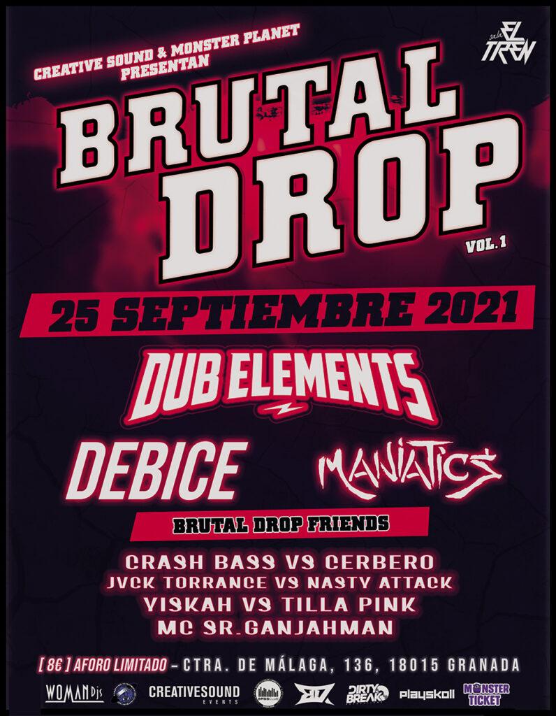 Brutal Drop
