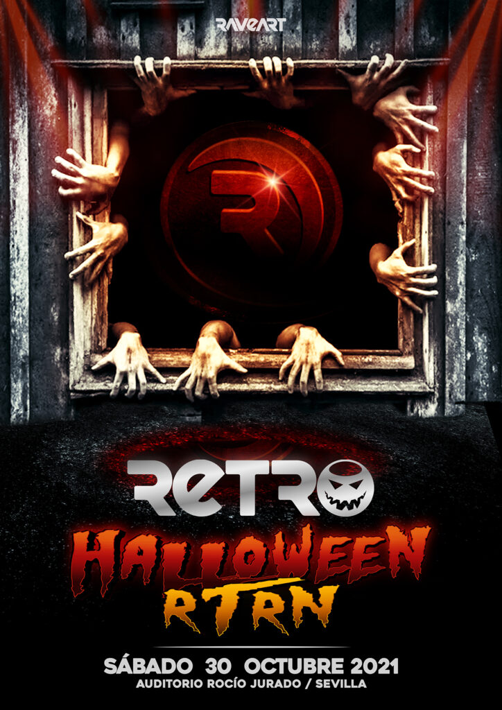 Retro Halloween Fest 2021
